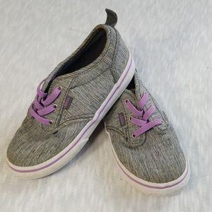 VANS💟Elastic Strings Sneakers 10C